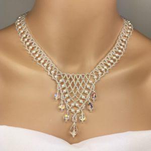 Statement Bridal Necklace Sets