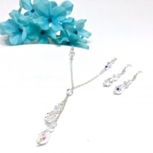 Lariat Prom Necklace