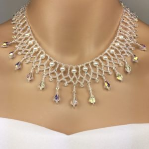 Egyptian Wedding Collar Necklace