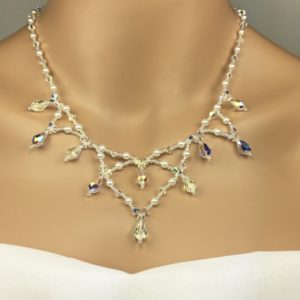 Princess Style Wedding Necklace