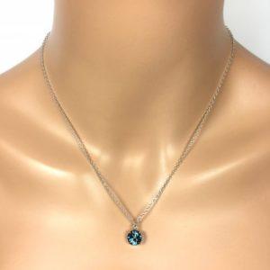 teal Prom Jewelry