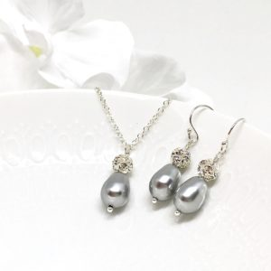Vintage Style Bridesmaid Jewelry