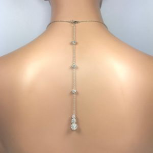 Crystal Ball Backdrop Necklace Attachment
