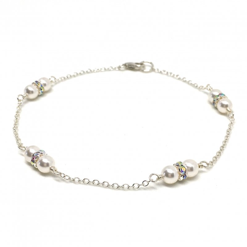 f49715fb5ce9e4 Bridal Jewelry Bridesmaid Jewelry | Backdrop Necklaces Barefoot Sandals